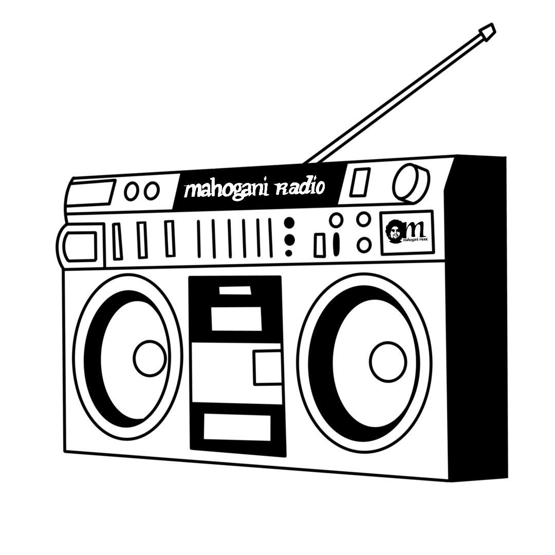 mahogani radio